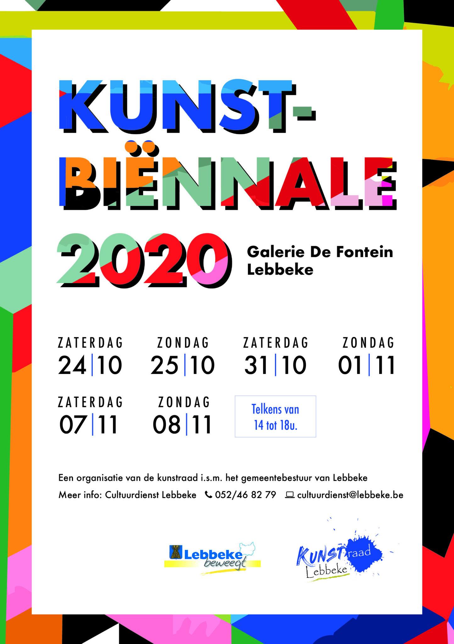 kunst biënnale lebbeke 2020
